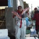 11月26日 アマダイ別船 28~43cm1人1~7匹@大アジ、カサゴ混ざり